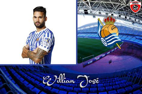 Willian José  Real Sociedad  ~ Habilidades Pro Evolution ...