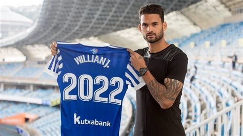 Willian Jose verlängert Vertrag bei Real Sociedad