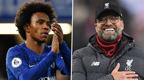 Willian: Liverpool s success down to sticking with Klopp ...