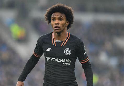 Willian Man United Arsenal transfer from Chelsea
