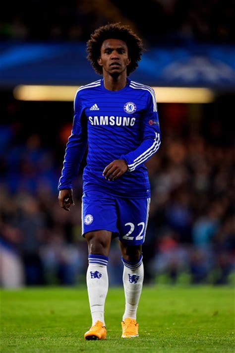 Willian Photos Photos   Chelsea FC v NK Maribor   Zimbio