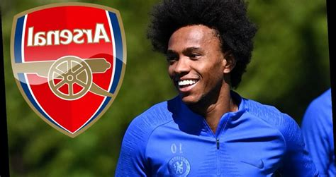 Willian REJECTS Chelsea s latest two year contract offer ...