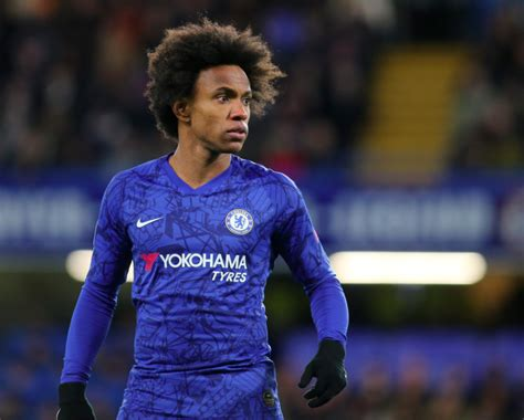 Willian tipped to join Arsenal when his Chelsea contract ...