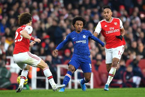 Willian to Arsenal: Brazilian winger rejects latest ...