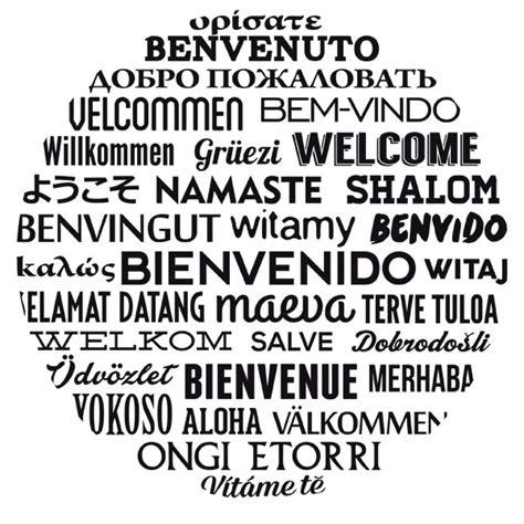 Willkommen auf Sprachen