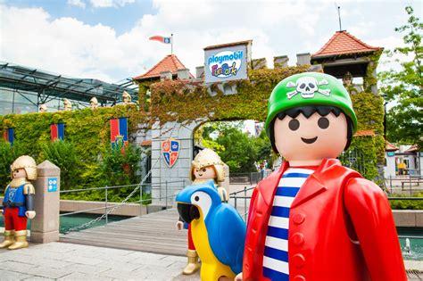 Willkommen im PLAYMOBIL FunPark   PLAYMOBIL Deutschland