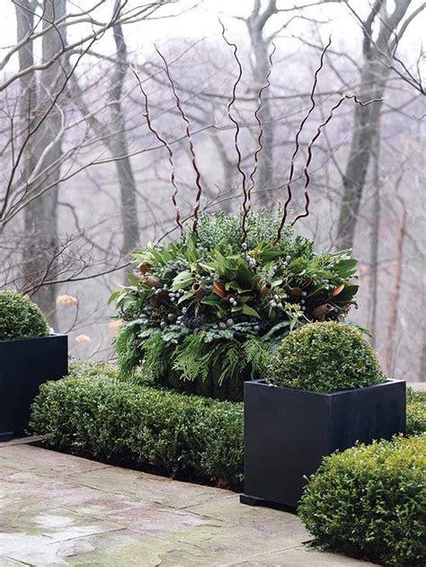 Willow Bee Inspired: Garden Design No. 17   Winter Outdoor ...