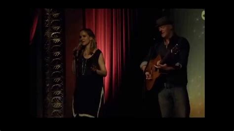 Willy Porter with Carmen Nickerson at the Mauch Chunk ...