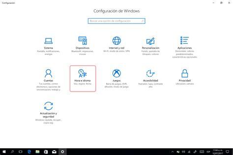 Windows 10   Cambio de idioma de entrada   Microsoft Community