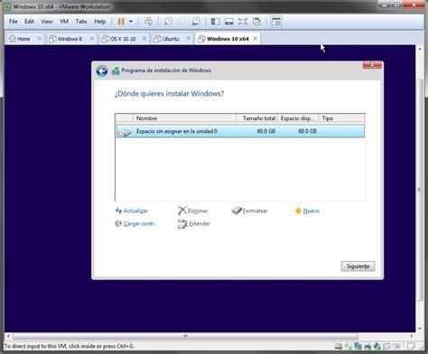Windows 10 en máquina virtual, paso a paso » MuyComputer