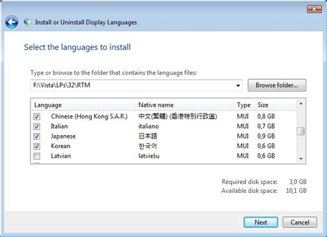 Windows 10 Language Pack Might Be Available Via The Store ...