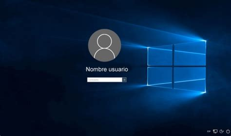 Windows 10 no me deja colocar mi PIN de inicio de sesion ...