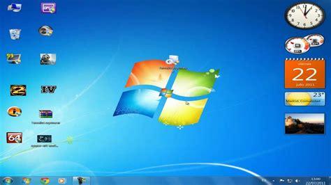 Windows 7 personalizar pantalla de inicio   cambiar imagen ...