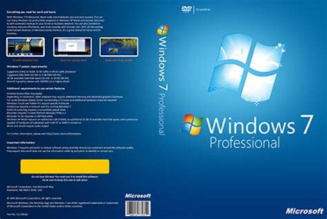 Windows 7 Professional Full Version Free Download ISO [32 ...