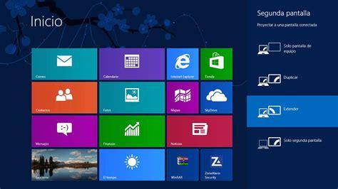Windows 8 Tips Trucos Secretos   22 Usar Dos Pantallas ...