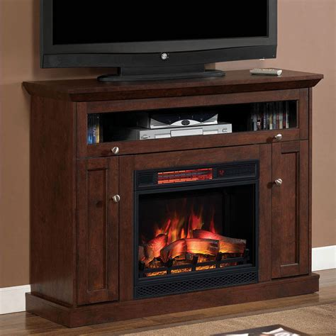 Windsor Wall or Corner Infrared Electric Fireplace Media ...