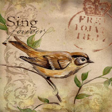 Winged_Inspiration_2a.jpg  3600×3600  | Pinturas de aves ...