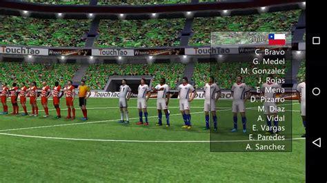Winner soccer evolution. PERU VS CHILE CLASICO ...