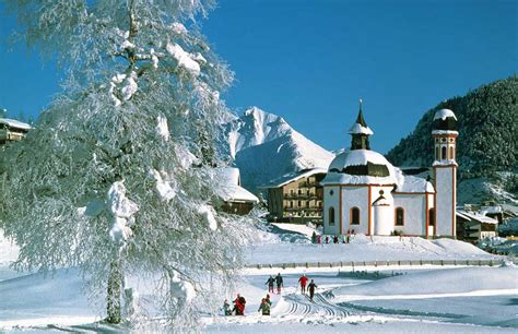 Winter holidays in the Austrian Tyrol: photo gallery