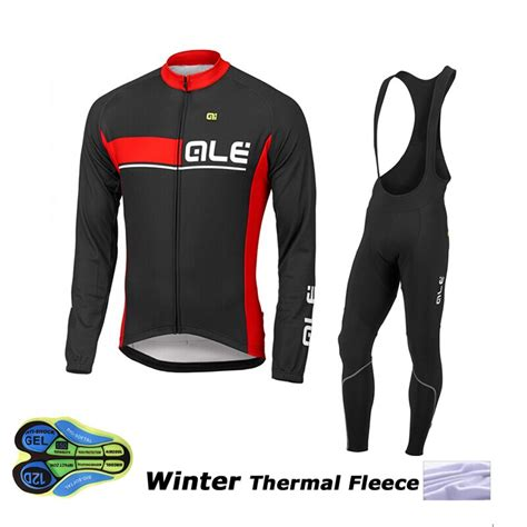 Winter thermal fleece cycling jersey mtb bike clothes 2018 ...