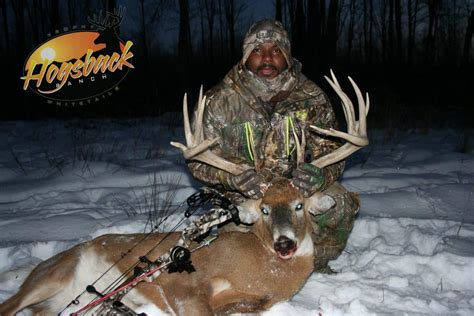 Wisconsin Whitetail Hunting Outfitters   Wisconsin High ...