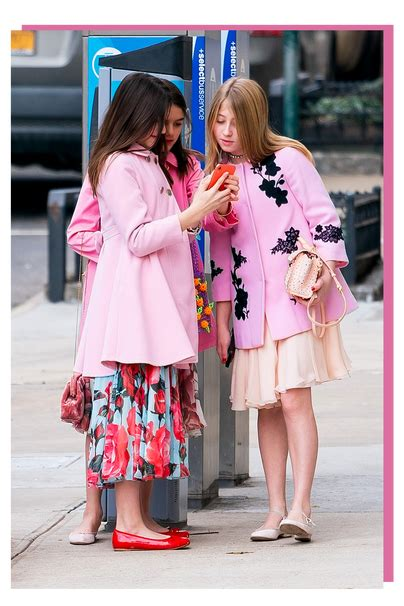 With a Single Look, Suri Cruise Makes a Bid for Style Star ...