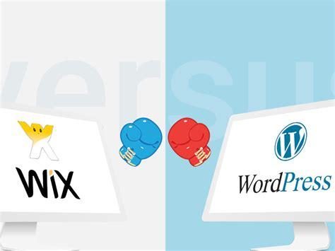 WIX o WordPress para mi sitio web nuevo   Reviews   Taringa!