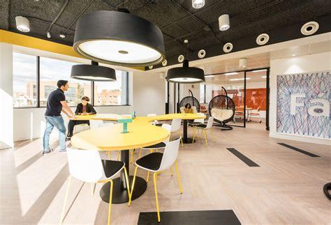 WiZink, un banco con una divertida oficina al estilo ...
