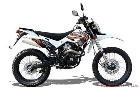 WK Trail 125 Enduro 125cc Motorcycle *FINANCE AVAILABLE!*