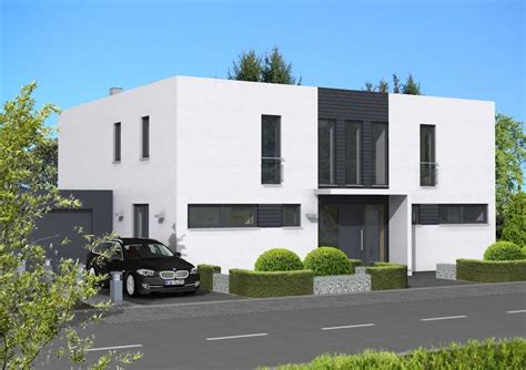 Wohnhäuser in Bauhaus Architektur