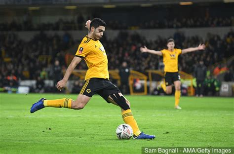 Wolverhampton Wanderers ace Raul Jimenez describes FA Cup ...