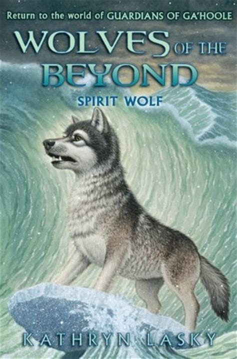 Wolves Of The Beyond Fan Blog: Meet the Books