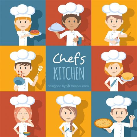 Woman Chef Vectors, Photos and PSD files | Free Download