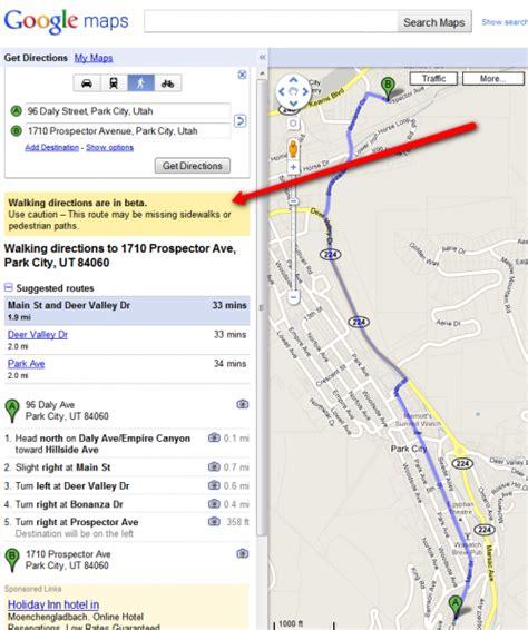 Woman Follows Google Maps  Walking  Directions, Gets Hit, Sues