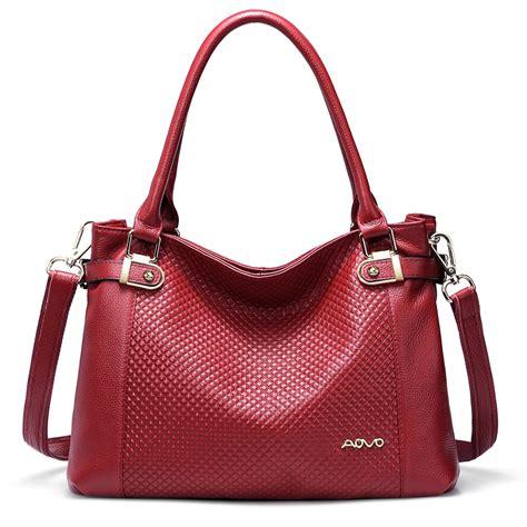 Women Leather Handbags Hot Sale Rushed Bag Large >50cm ...