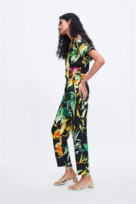 Women s Jumpsuits | New Collection Online | ZARA United ...