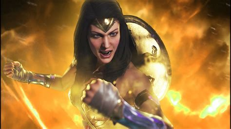 WONDER WOMAN IS THICC! Injustice 2 ONLINE Ranked Match ...
