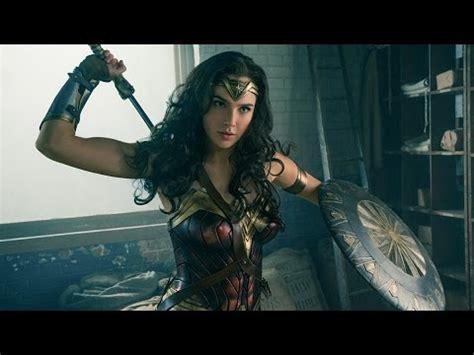Wonder Woman   Tráiler Comic Con Castellano HD   YouTube