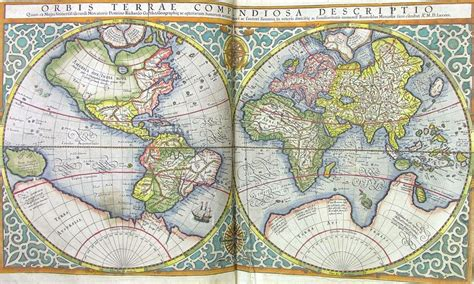 Wonderful world: Mercator s Atlas, 1613 | StJohns