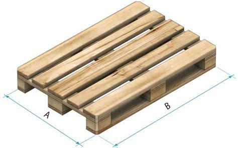 Wooden pallets  sizes & types    Interlake Mecalux