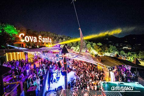 WooMooN at Cova Santa, Ibiza – a complete party experience ...