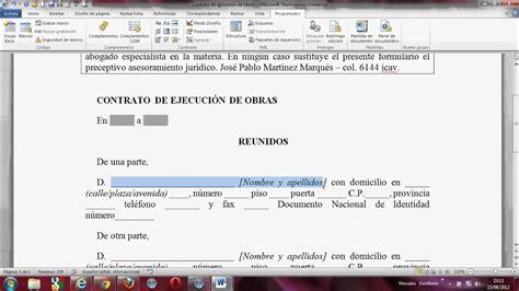 Word 2007 2010, Campo de texto; control de formulario ...