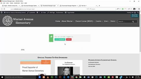 WordPress Download Manager Demo   YouTube