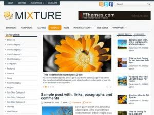 Wordpress en español; plantillas wordpress gratuitas, free ...