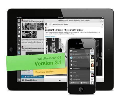 WordPress incluye 180 mejoras en su aplicación para iPhone ...