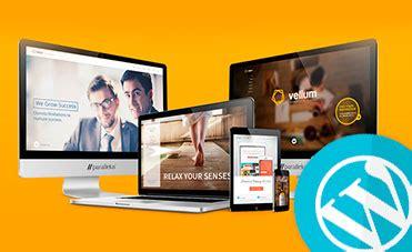 Wordpress: Plantillas responsive Gratis   Antocas.com