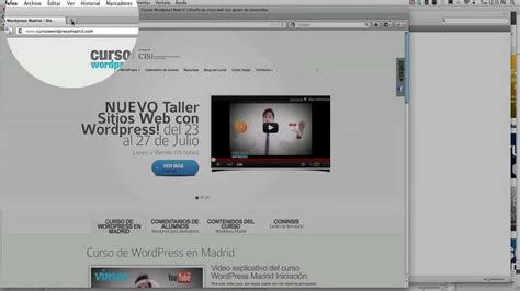 Wordpress Tutorial Español | Instalación de Wordpress en ...