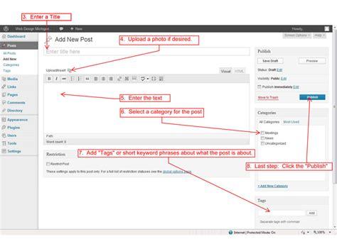 WordPress Tutorial: How to Create a Post in WordPress