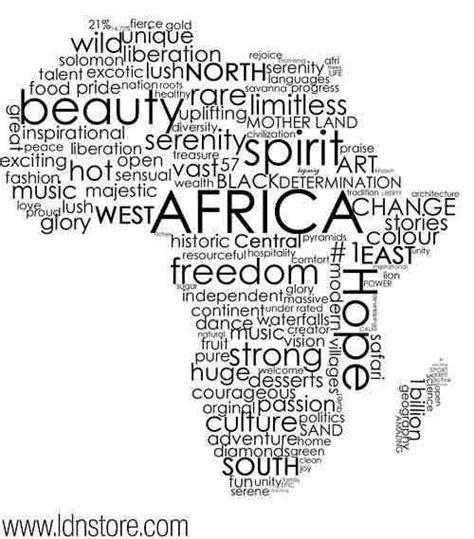 Words Describing The Beauty of Africa   africa   Pinterest ...