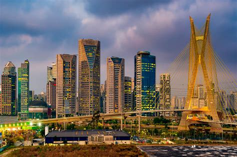 Work exchange in Brazil: Get to see São Paulo in exchange ...